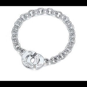 Tiffany 1837 Circle Clasp Bracelet - Retired piece